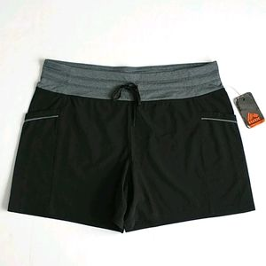 RBX Women Exercise Athletic Shorts Size L/G NEW